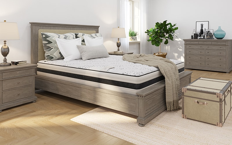 Eclipse Lido Cushion Comfort Mattress