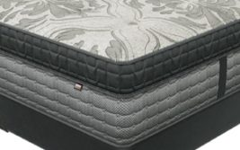 Chittenden and Eastman Artistry Permatuft Euro Pillowtop