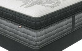 Chittenden and Eastman Quintessence Permatuft Euro Pillowtop