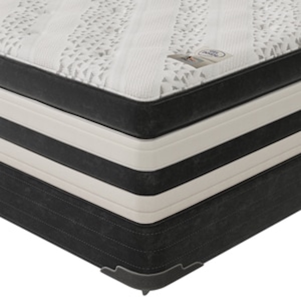 Eclipse Deville Euro Pillow Top Ultra Cushion