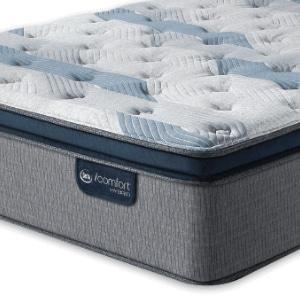Serta iComfort Blue Fusion 300 Plush Pillowtop