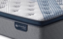 Serta iComfort Blue Fusion 5000 Cushion Firm Pillowtop