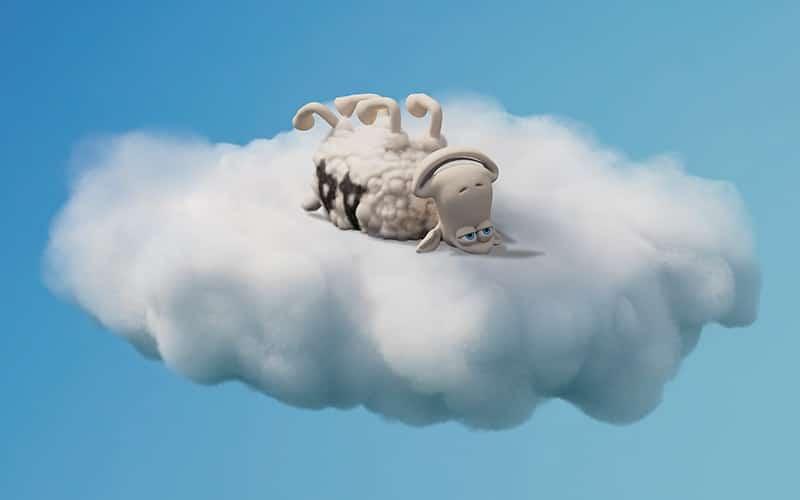 Serta Sheep on a Cloud