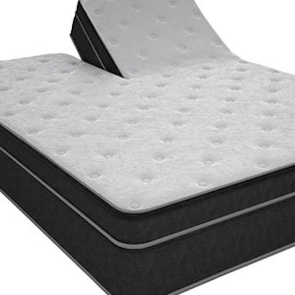 The Number Bed by Instant Comfort Q8