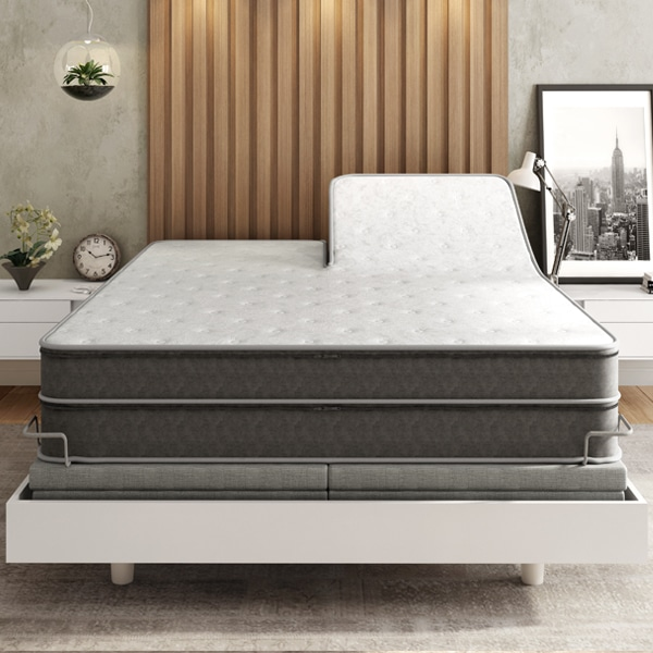 The Number Bed By Instant Comfort Q9, Instant Bed Frame Queen Size