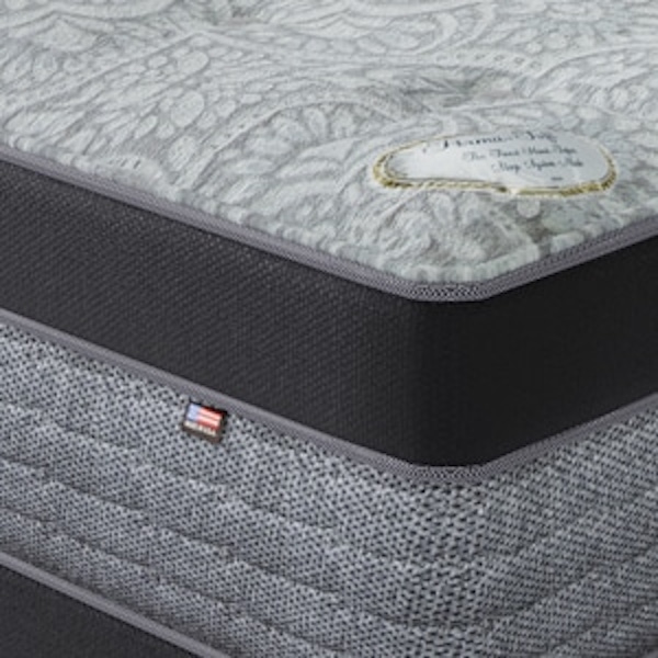 "Therapedic Theralux 15"" Vitality Euro Pillowtop"