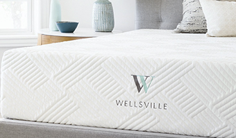 Close Up Wellsville Mattress