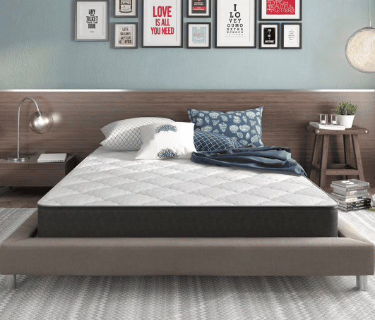 The Number Bed by Instant Comfort Q4