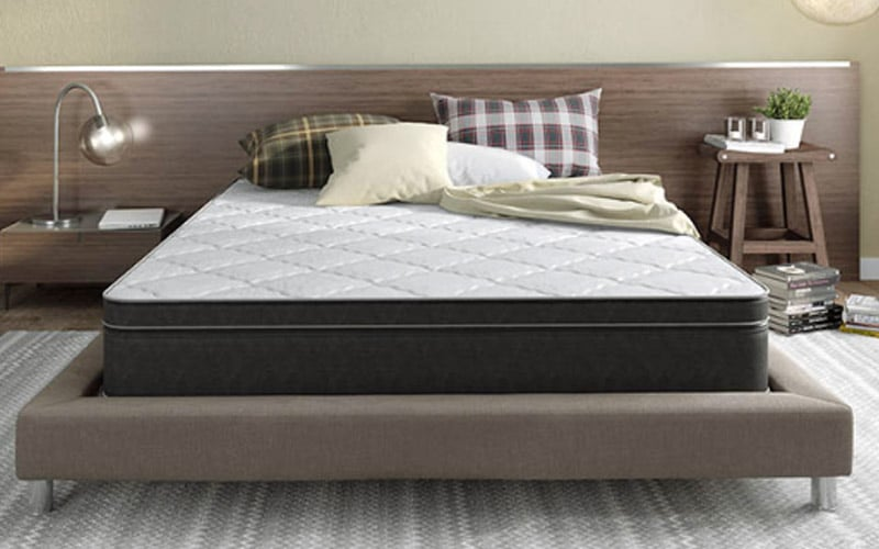 The Number Bed by Instant Comfort Q5
