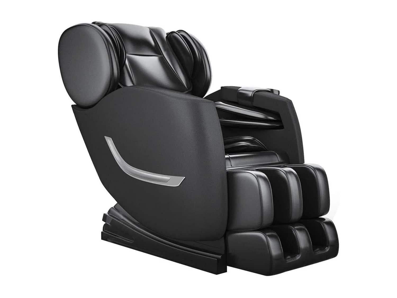 Black Massage Chair